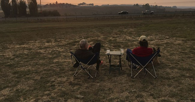 The Latest: 40 now dead from Northern California wildfires