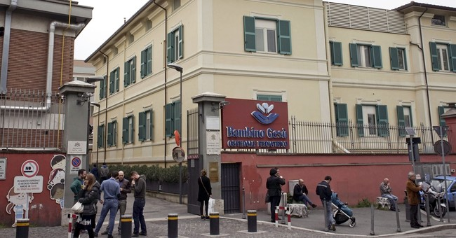 Vatican court convicts ex-hospital chief in housing scandal