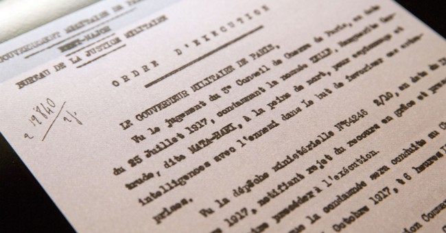 Spy, temptress, victim? Mata Hari still eludes definition