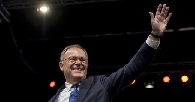 Anti-migrant German party weakened on eve of key state vote