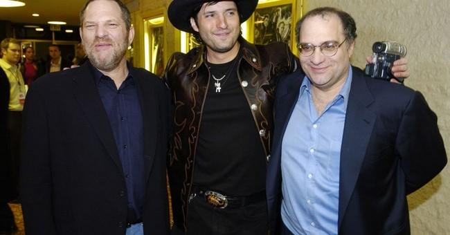 The Latest: British actress accuses Harvey Weinstein of rape