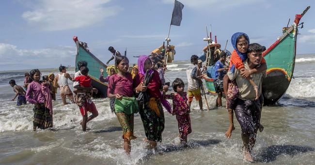 EU wants Myanmar attacks probed, reviews defense cooperation