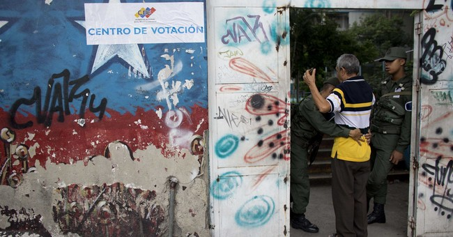 Venezuela officials: Ruling party wins most governorships