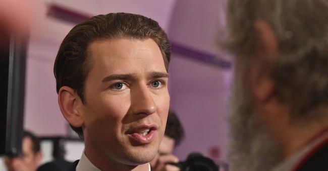 Austria's Sebastian Kurz preaches change, faces challenges