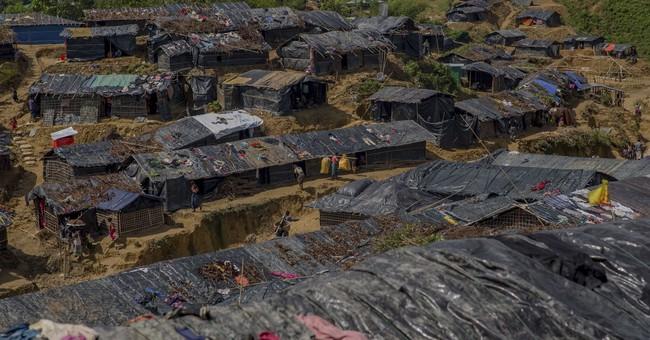 Wild elephants attack Rohingya camp, killing 4 in Bangladesh