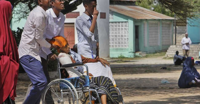 'It's a dark day for us': Somalia reels from deadliest blast