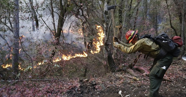 The Latest: PG&E expects to restore all power soon