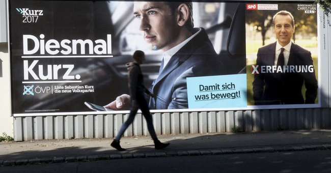 Election produces likely right turn, young leader in Austria