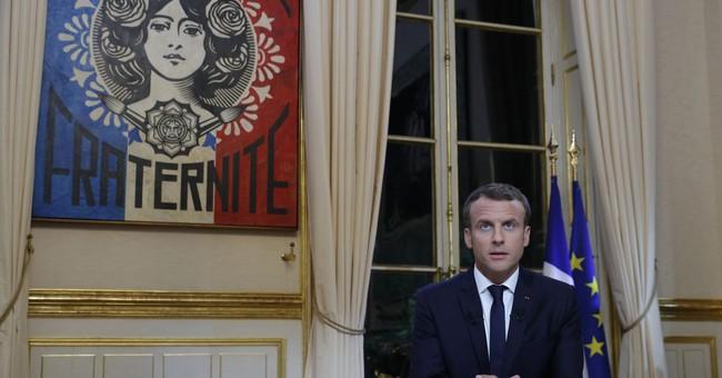 France: Macron challenges Trump on Iran, disowns Weinstein