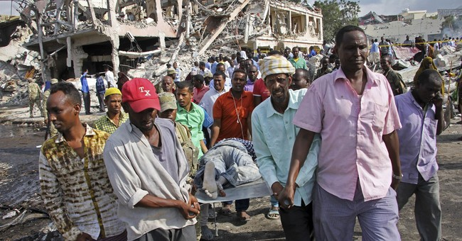 AP video journalist describes Somalia's deadliest attack