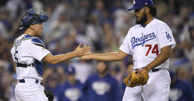 Dodgers' dominant bullpen is baffling foes in NL playoffs