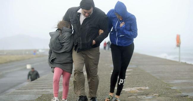 Ophelia batters UK after pummeling Ireland, leaves 3 dead