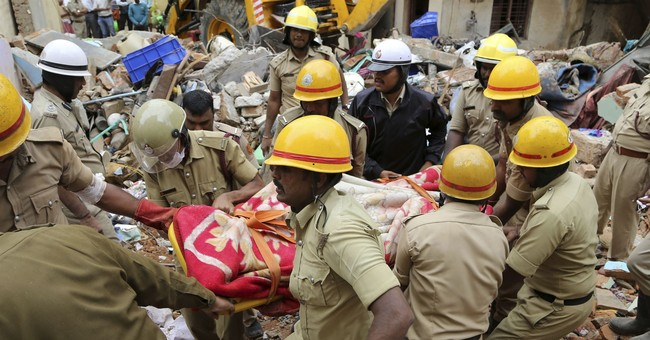 Explosion of cooking gas cylinder kills 7 in southern India