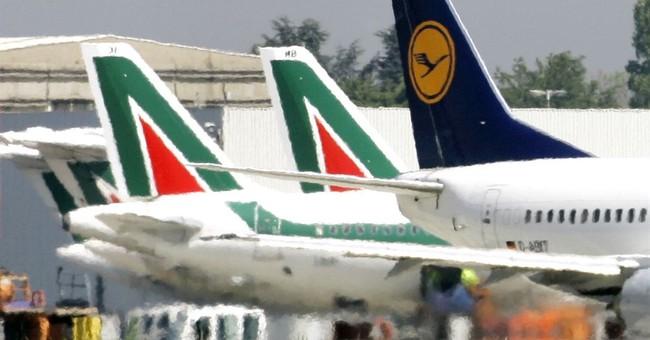 Lufthansa, 6 others bidding to take over bankrupt Alitalia