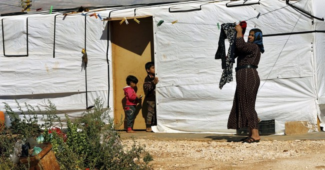 President: Lebanon 'can no longer cope' with Syrian refugees