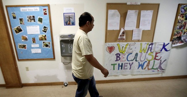 Indonesian couple take refuge in candidate's church