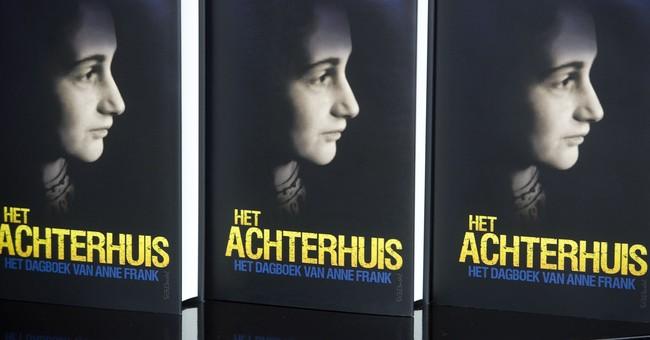 Halloween retailer pulls Anne Frank costume amid complaints