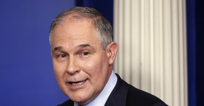Democrats accuse EPA's Pruitt of misusing taxpayer funds