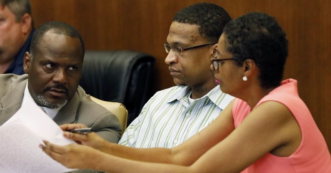 The Latest: DA to retry suspect in woman's burning death