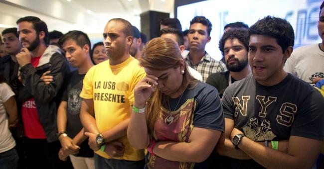 The Latest: US denounces Venezuelan elections