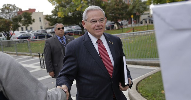 Judge refuses to throw out case against New Jersey senator