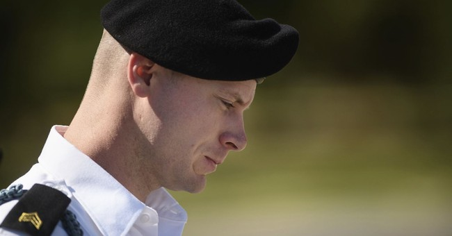 The Latest: Judge accepts Bergdahl's guilty pleas