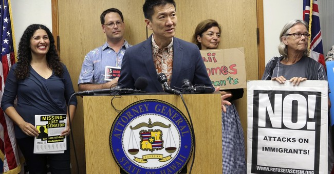 The Latest: Maryland judge becomes 2nd to block travel ban
