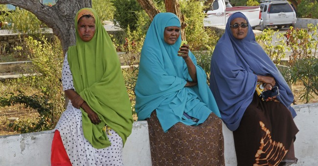 The Latest: Mogadishu's mayor calls for march for victims