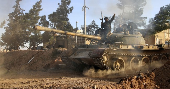 Fall of Islamic State group's 'capital': 5 things to know