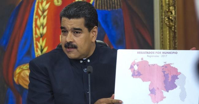 Venezuela opposition governors boycott swearing in ceremony