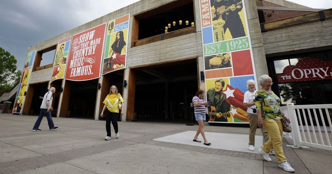 $12M parking, shopping renovations for Grand Ole Opry House