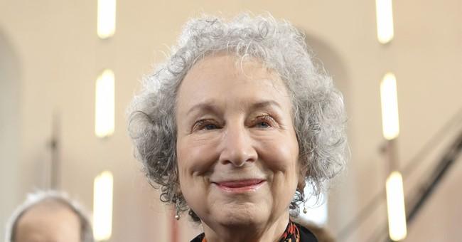 Margaret Atwood receives Franz Kafka award in Prague
