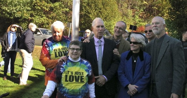 Vermont commemorates civil unions with historic-site marker