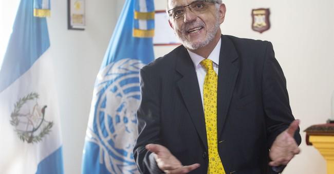 Guatemala extends UN anti-corruption official's visa