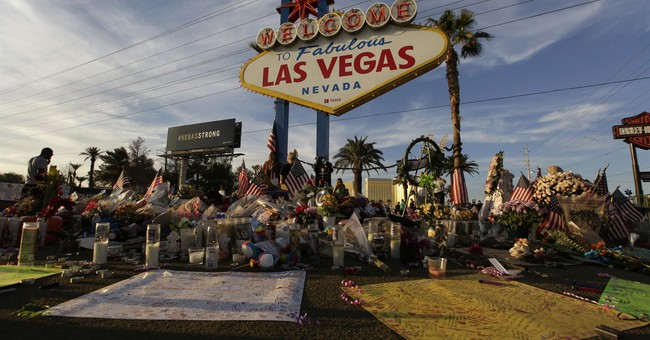 The Latest: Friday funeral, motorcades set for Vegas officer