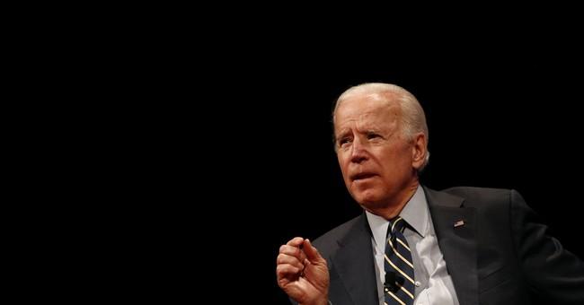 Biden says President Trump's behavior 'absolutely bizarre'
