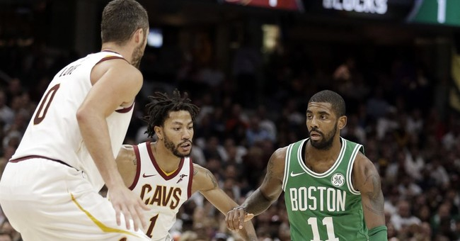 Cavs-Celtics game second most-watched opener on TNT