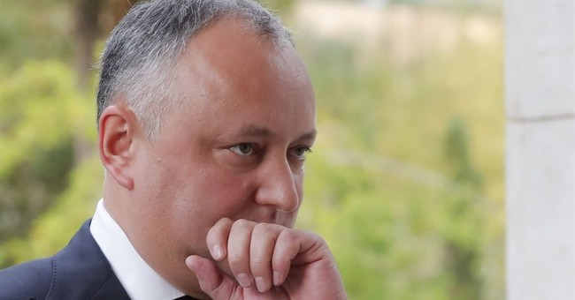 Moldova president may be suspended for not naming minister