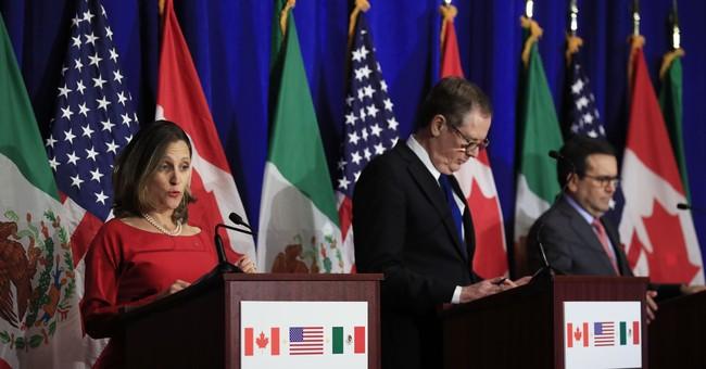 Negotiators give up hope of rewriting NAFTA this year