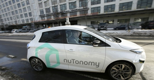 Correction: Self-Driving Cars Report story