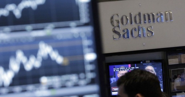 Goldman Sachs' results beat forecasts despite trading drop