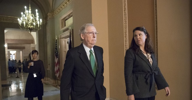 Senate moves ahead on GOP budget that's key to taxes