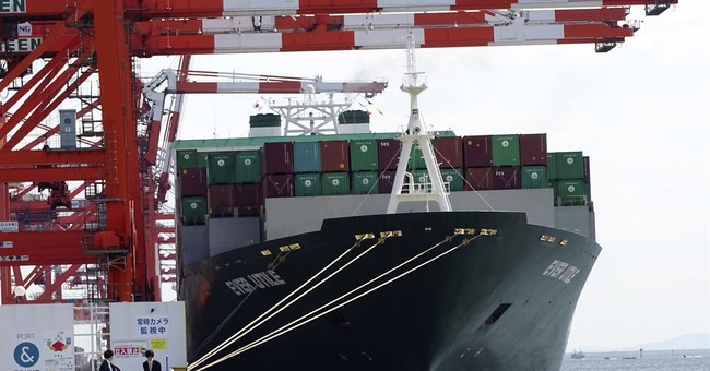 Japan trade surplus leaps on strong exports to rest of Asia