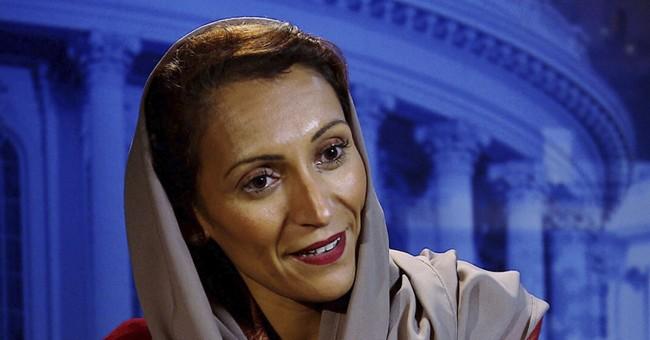 A Saudi Arabian first: Spokeswoman at kingdom's US embassy