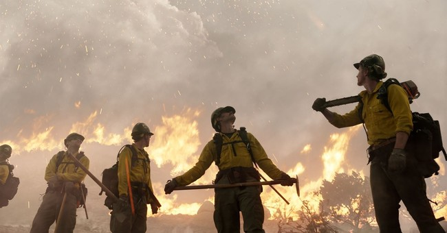 Review: Good intentions go up in smoke in 'Only the Brave'