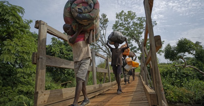 Correction: South Sudan-Failure to Act story