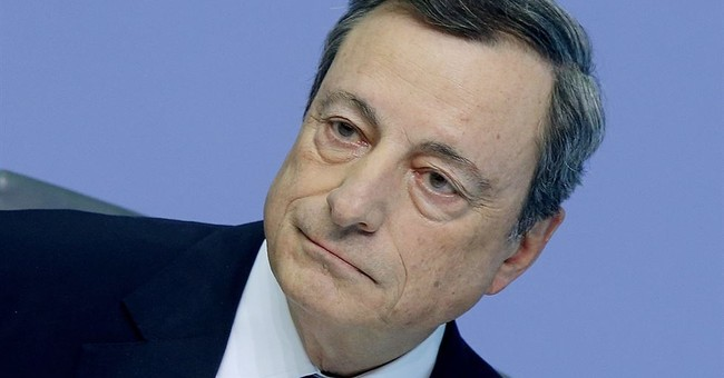 ECB chief: Market reforms must promote growth for all
