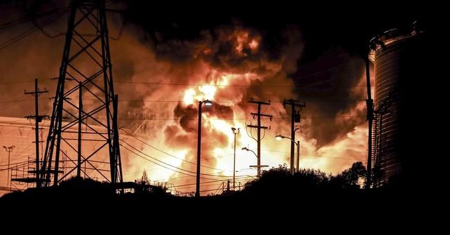 Latest: Chevron: Refinery fire won't affect distribution