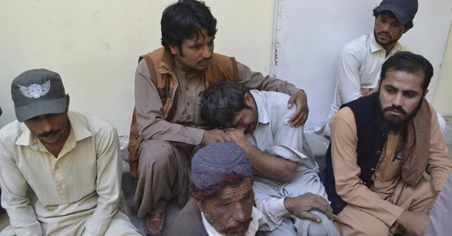 Car bomb kills 5 police, 2 civilians in southwest Pakistan