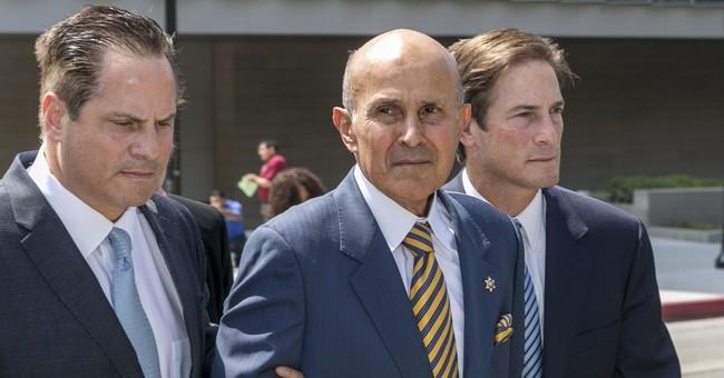 Court grants ex-sheriff bail, citing Alzheimer's diagnosis